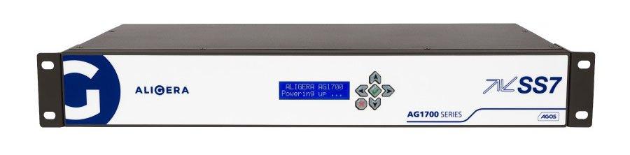Aligera - AG1700 - Interconexão SS7